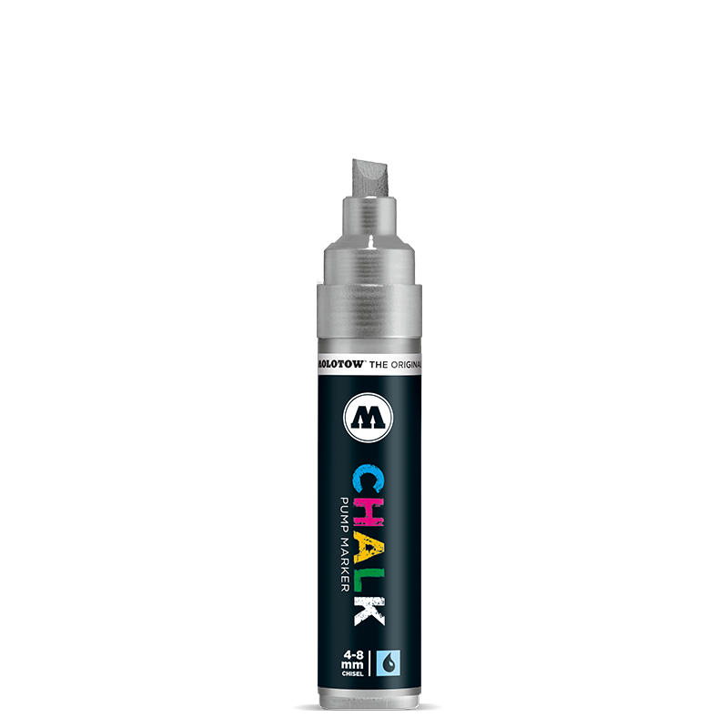 Chalk Marker 4-8mm metallic