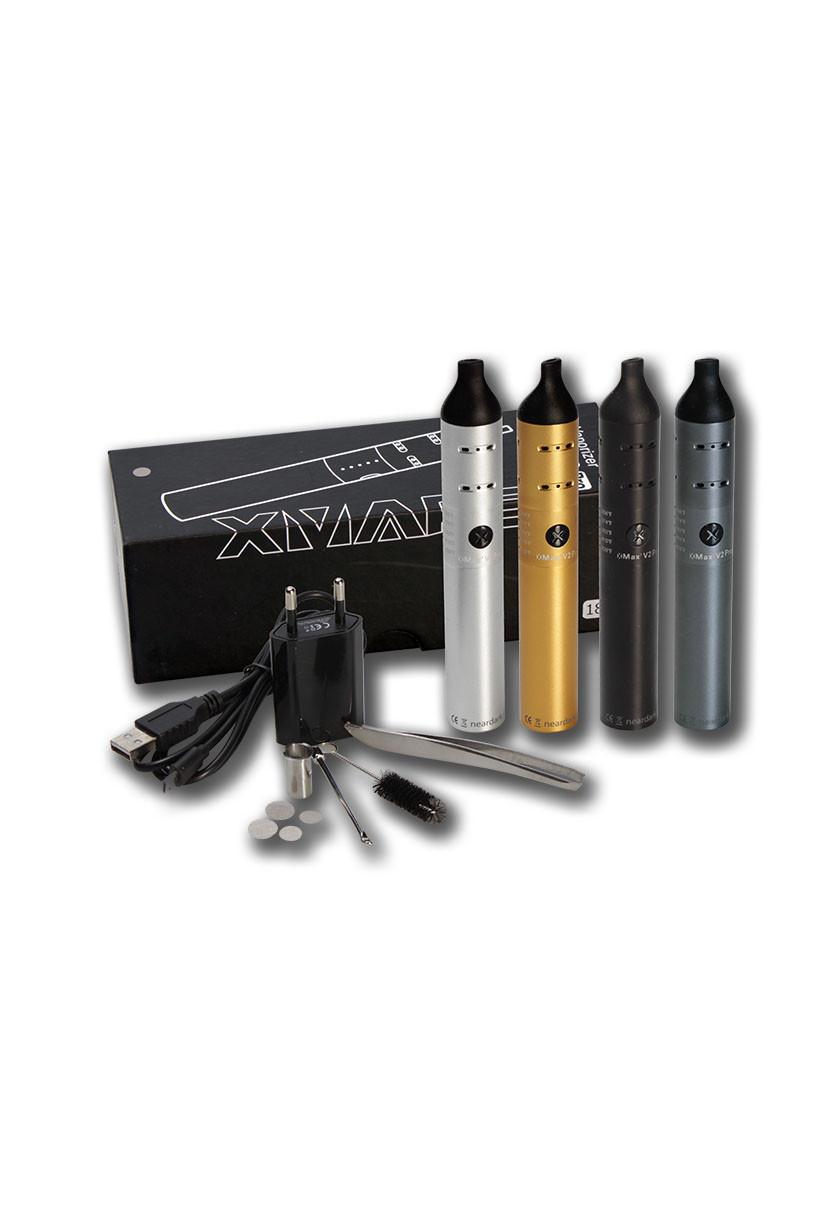 XMAX V2 Pro Vaporizér - silver