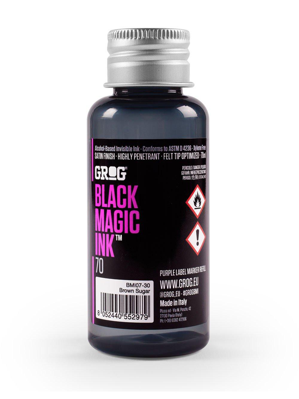 Grog Black Magic Ink