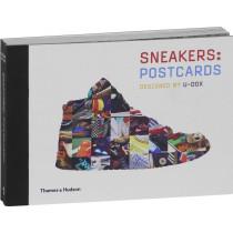 Sneaker postcards Book