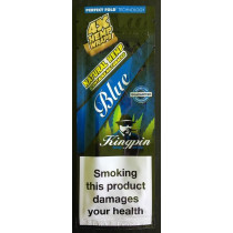 Kingpin Hemp Wrap - Blue