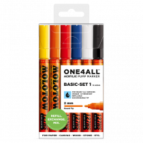 ONE4ALL™ 127HS Basic-Set 1
