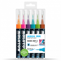 Aqua Ink Pump Softliner Basic-Set 2