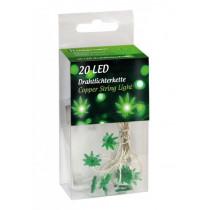 Chain of Lights Leaves 20 LED Lights