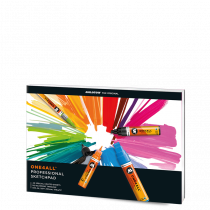 ONE4ALL™ Professional Sketchpad DIN A4 (quer)