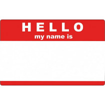 Matrica Hello my name is