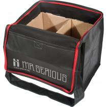 Mr. Serious 12 pack táska