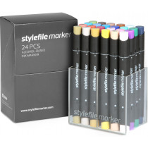 STYLEFILEMARKER 24 main B set