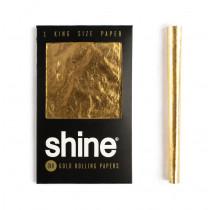 Shine 24K Gold - 1x arany papír-king size