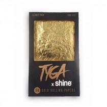 Shine tyga arany papirkák