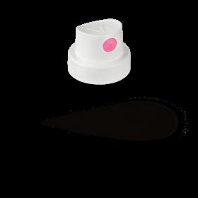 """Cap """"SuperFat"""" (white/pink)"""
