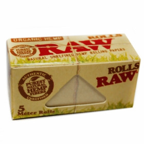 RAW ORGANIC rolls papírkák