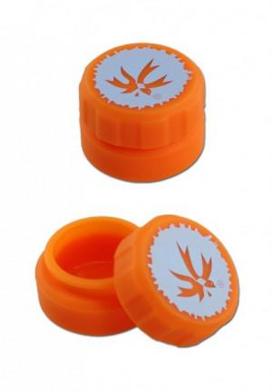 Silíkonová nádobka - orange