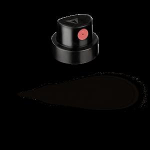 MOLOTOW™ Fat Cap (black/pink)